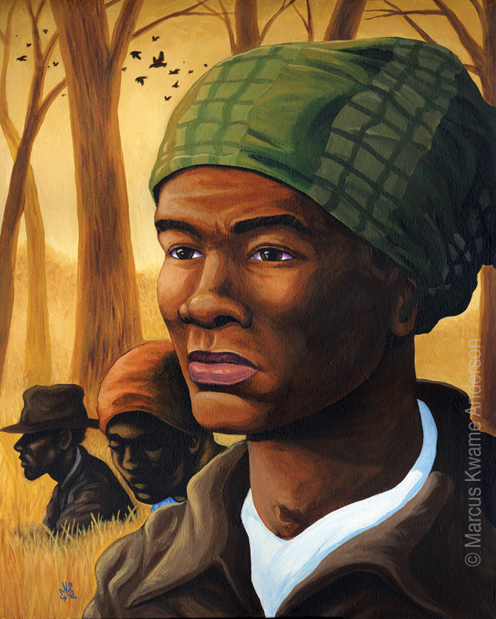 Harriet-Tubman | Marcus Kwame Anderson