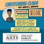 Cartooning Class at 70 Beekman Gallery